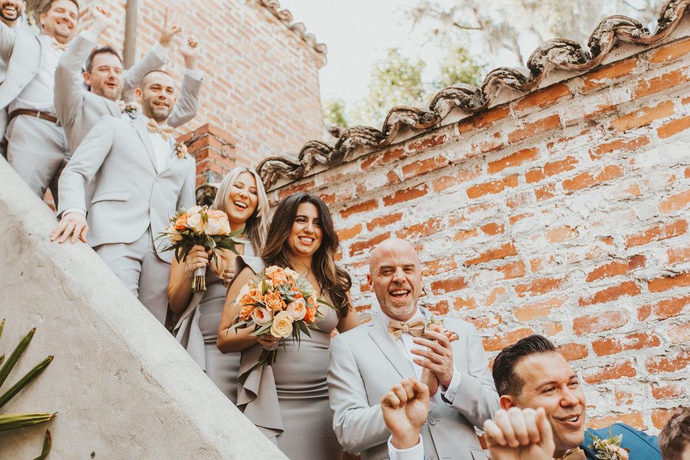 6. Groom Party & Family Group Photos- Navy & Copper Casa Feliz Wedding of Gabe & Chad -45.jpg