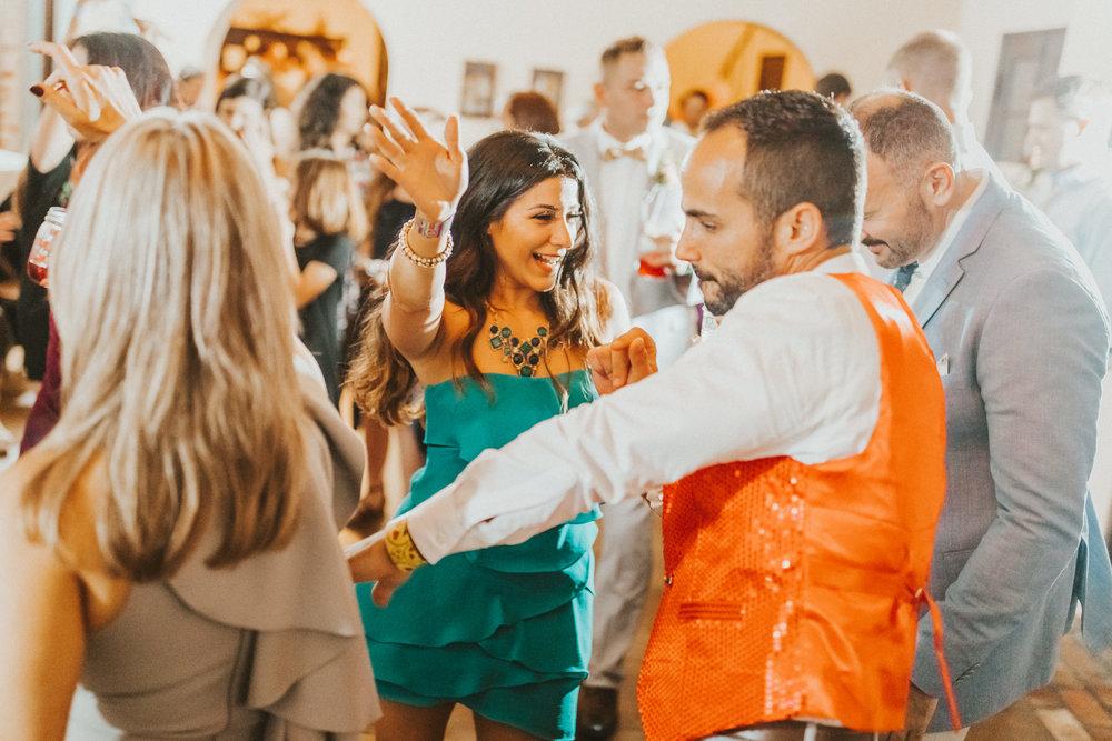 10. Dance Party- Navy & Copper Casa Feliz Wedding of Gabe & Chad -13.jpg