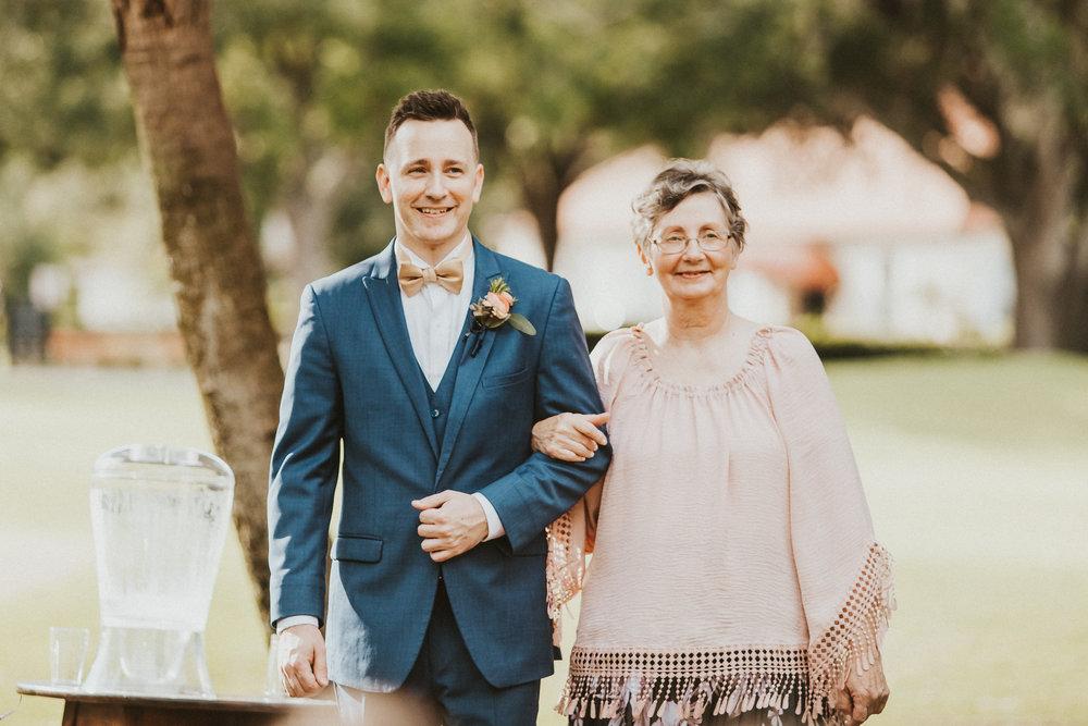 5. Ceremony - Navy & Copper Casa Feliz Wedding of Gabe & Chad -94.jpg