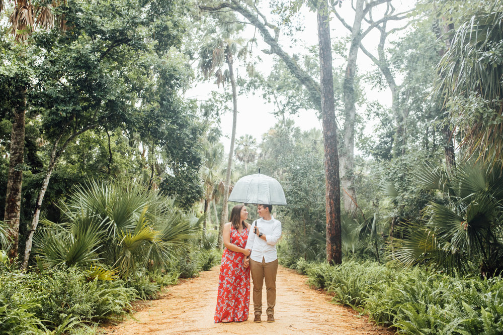 Orlando Natural Forest State Park Engagement Photos- Romantic LGBT Engaged Couples photos24.jpg