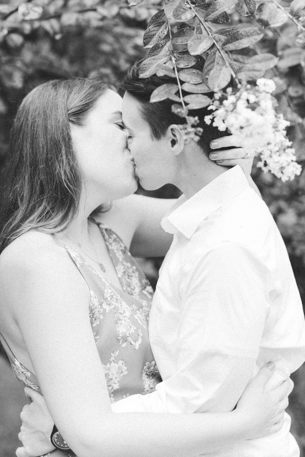 Orlando Natural Forest State Park Engagement Photos- Romantic LGBT Engaged Couples photos37.jpg