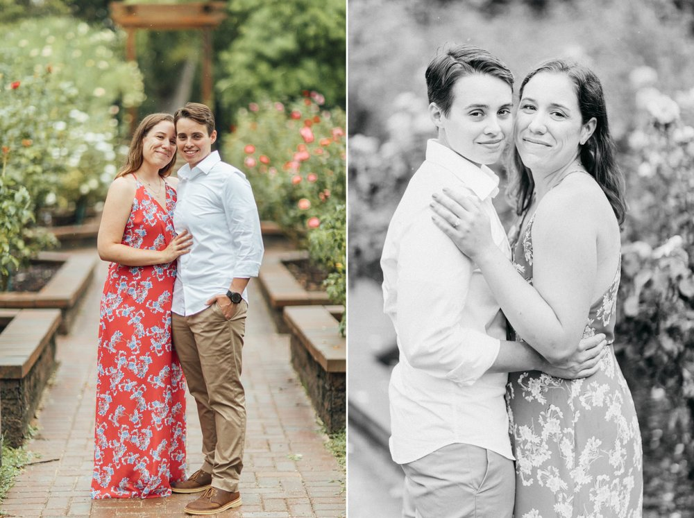 Orlando Natural Forest State Park Engagement Photos- Romantic LGBT Engaged Couples photos5.jpg