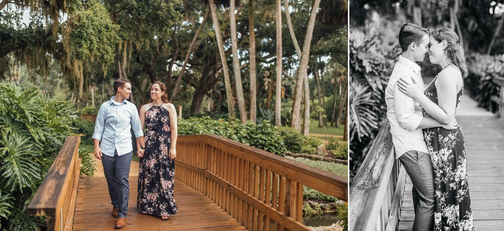 Orlando Natural Forest State Park Engagement Photos- Romantic LGBT Engaged Couples photos14.jpg