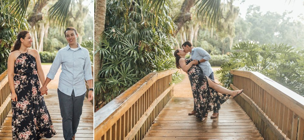 Orlando Natural Forest State Park Engagement Photos- Romantic LGBT Engaged Couples photos13.jpg
