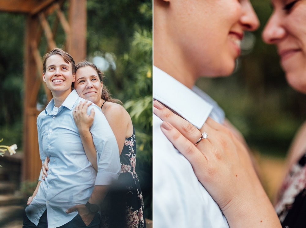 Orlando Natural Forest State Park Engagement Photos- Romantic LGBT Engaged Couples photos15.jpg