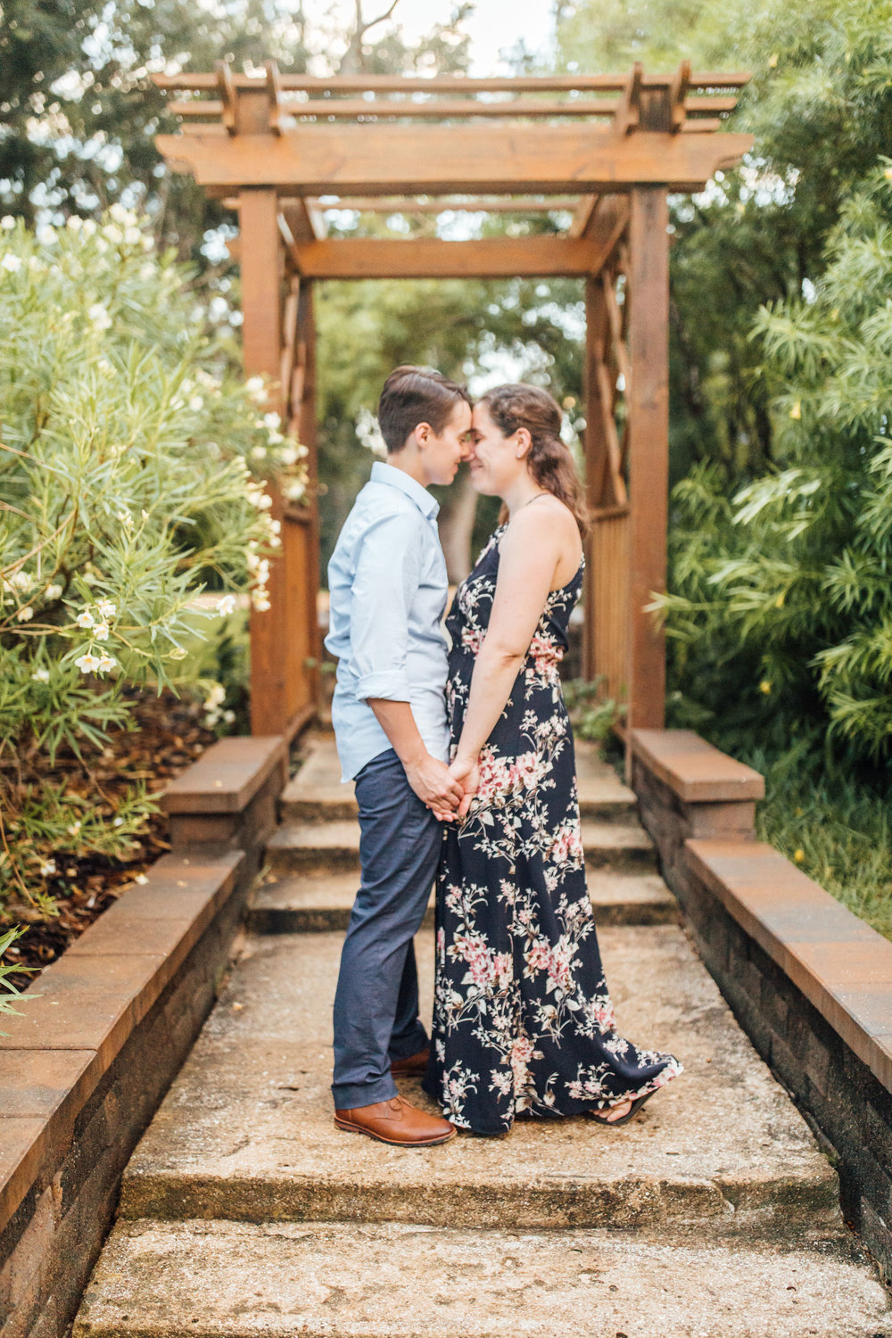 Orlando Natural Forest State Park Engagement Photos- Romantic LGBT Engaged Couples photos117.jpg