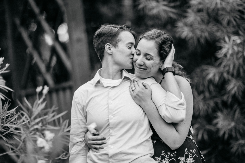 Orlando Natural Forest State Park Engagement Photos- Romantic LGBT Engaged Couples photos124.jpg