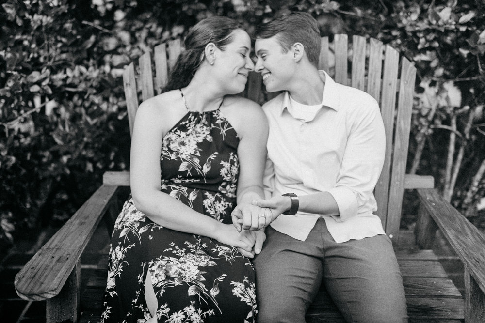 Orlando Natural Forest State Park Engagement Photos- Romantic LGBT Engaged Couples photos148.jpg