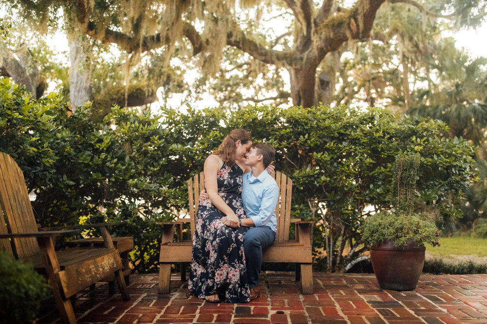 Orlando Natural Forest State Park Engagement Photos- Romantic LGBT Engaged Couples photos153.jpg