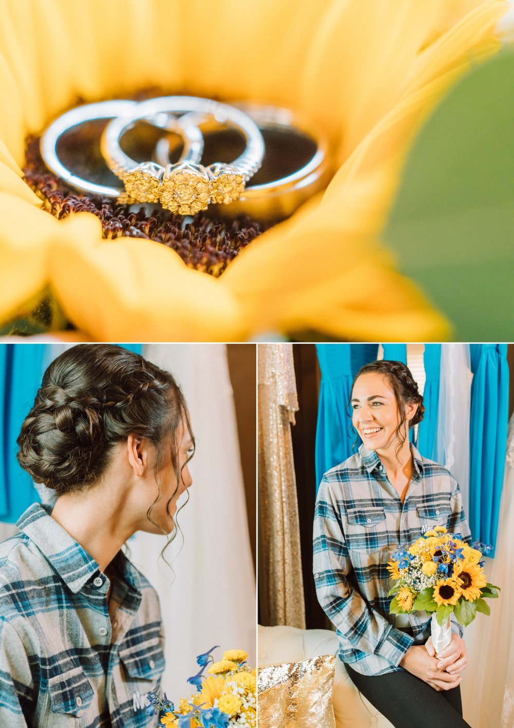 Rustic Sunflower & Blueberry Barn Wedding- Ever After Farms - Allie & NickBlog 1.jpg