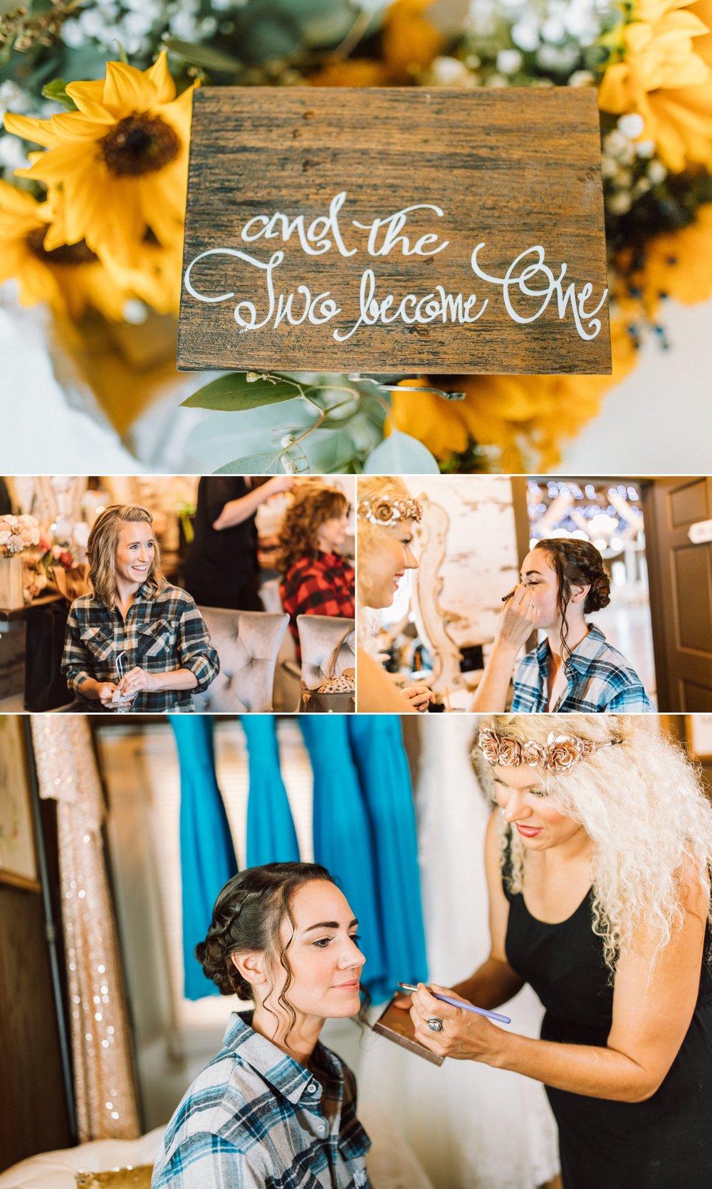 Rustic Sunflower & Blueberry Barn Wedding- Ever After Farms - Allie & NickBlog 4.jpg
