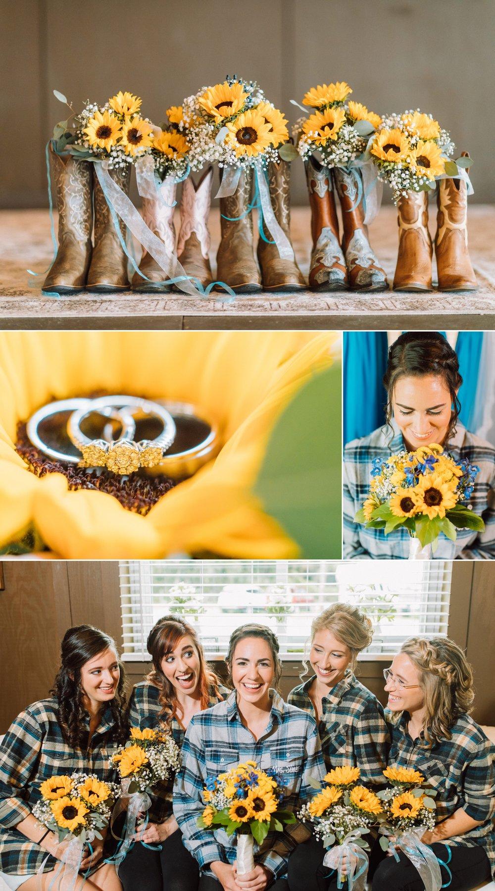 Rustic Sunflower & Blueberry Barn Wedding- Ever After Farms - Allie & NickBlog 6.jpg