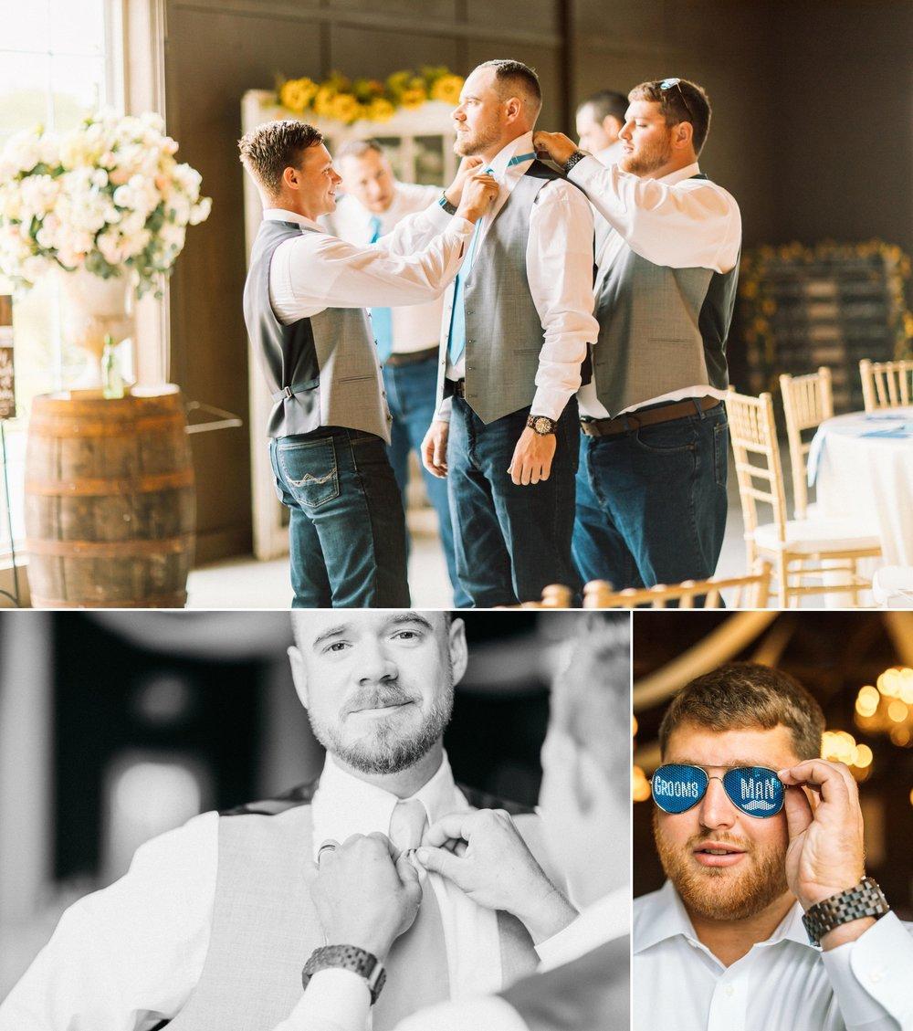 Rustic Sunflower & Blueberry Barn Wedding- Ever After Farms - Allie & NickBlog 8.jpg