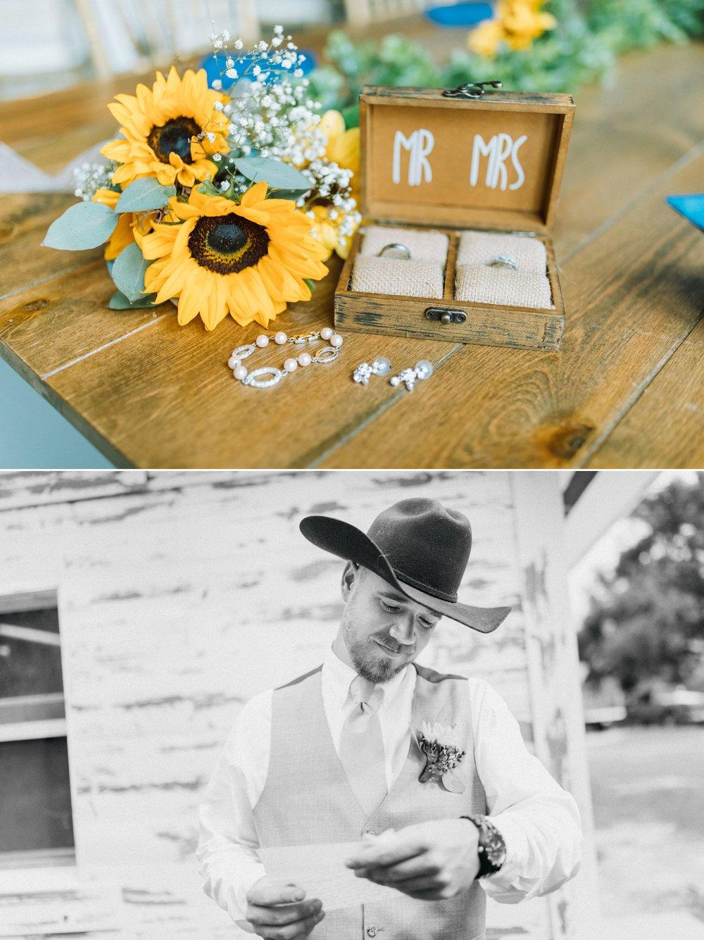 Rustic Sunflower & Blueberry Barn Wedding- Ever After Farms - Allie & NickBlog 9.jpg