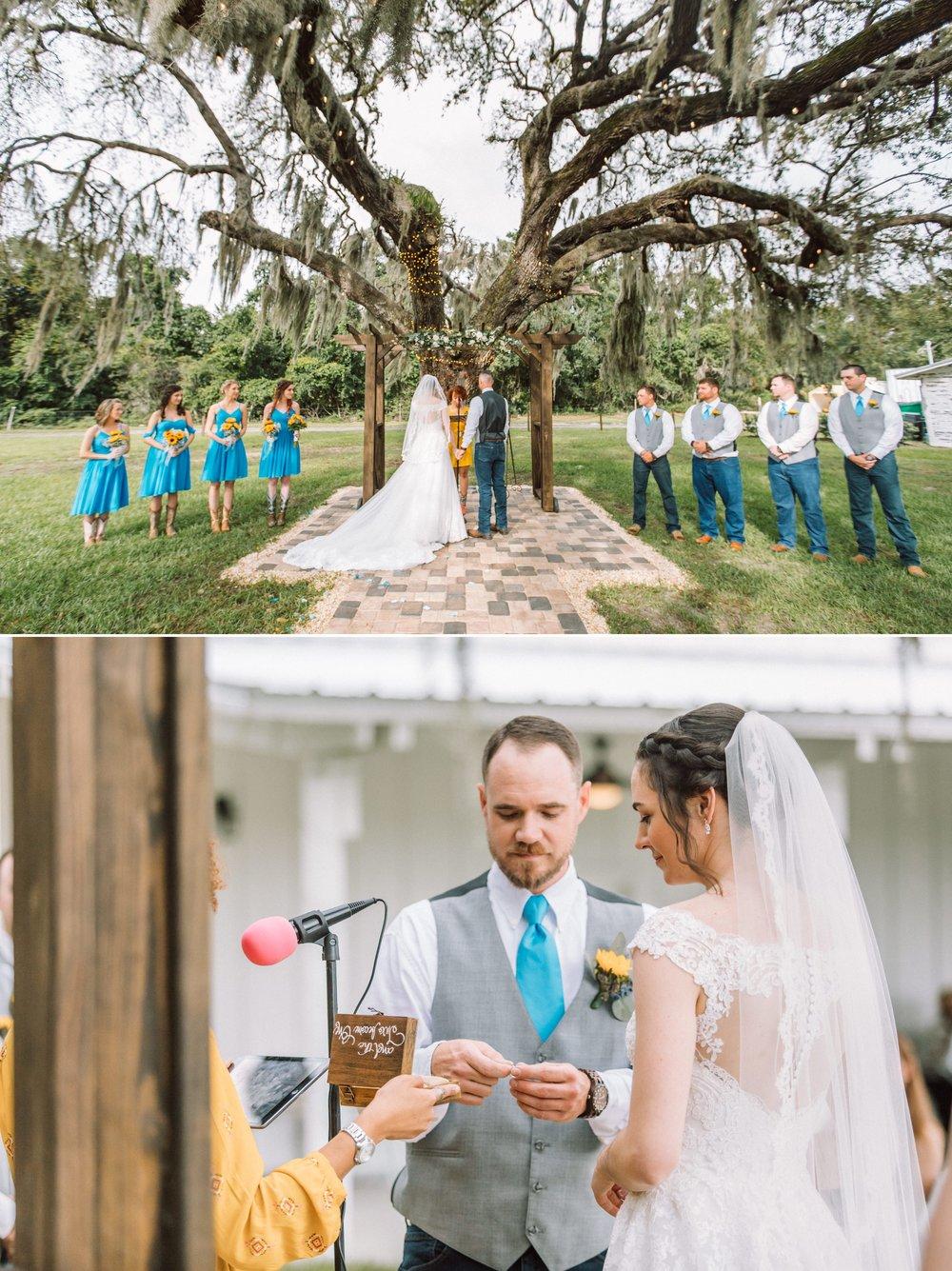 Rustic Sunflower & Blueberry Barn Wedding- Ever After Farms - Allie & NickBlog 25.jpg