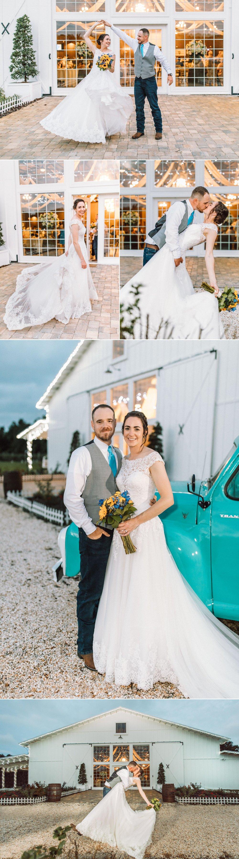 Rustic Sunflower & Blueberry Barn Wedding- Ever After Farms - Allie & NickBlog 23.jpg