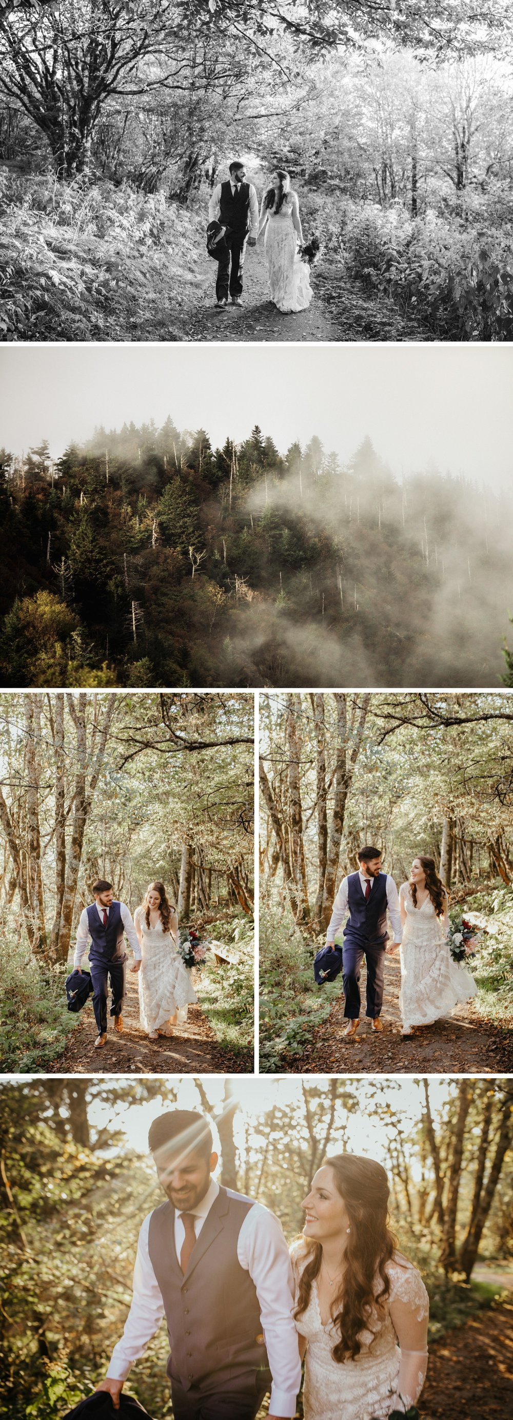 Great Smoky Mountain National Park Elopement- Cole + Rachel- Photographer Shaina DeCiryan-11.20182.jpg