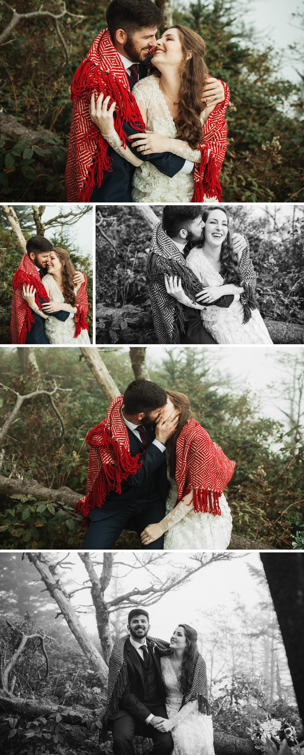 Great Smoky Mountain National Park Elopement- Cole + Rachel- Photographer Shaina DeCiryan-11.20189.jpg