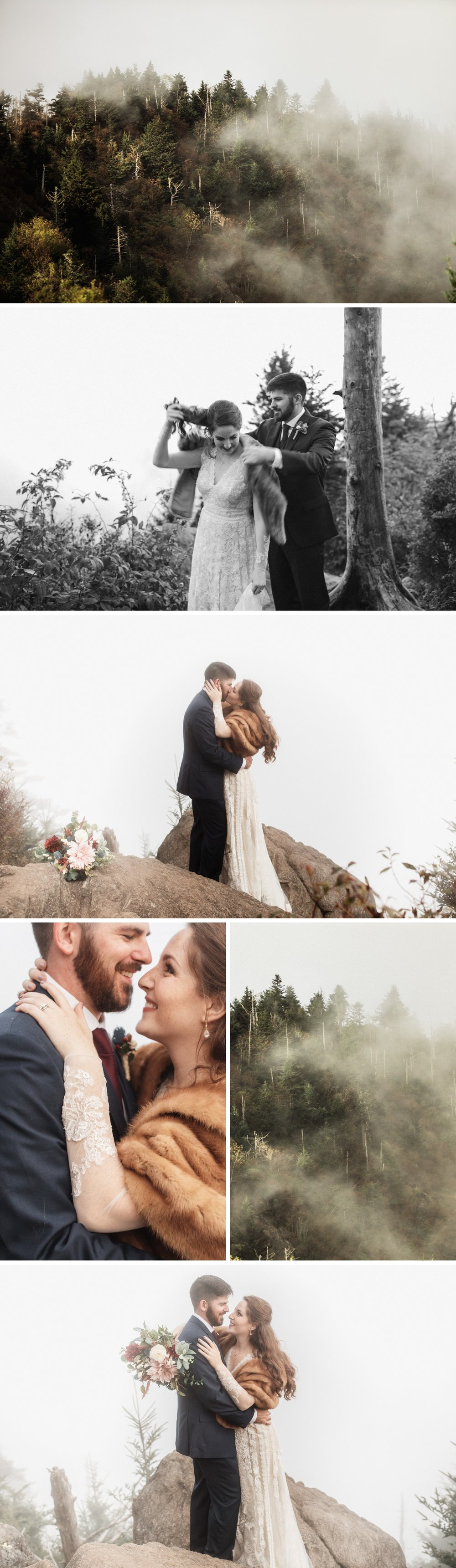 Great Smoky Mountain National Park Elopement- Cole + Rachel- Photographer Shaina DeCiryan-11.201811.jpg