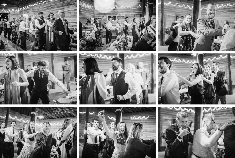 Asheville Mountain Barn Elopement Reception- Cole + Rachel- Shaina DeCiryan Photography3.jpg