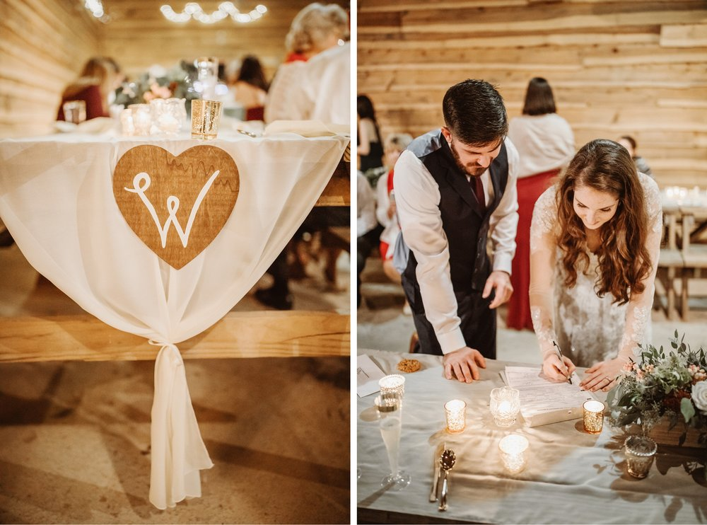 Asheville Mountain Barn Elopement Reception- Cole + Rachel- Shaina DeCiryan Photography8.jpg