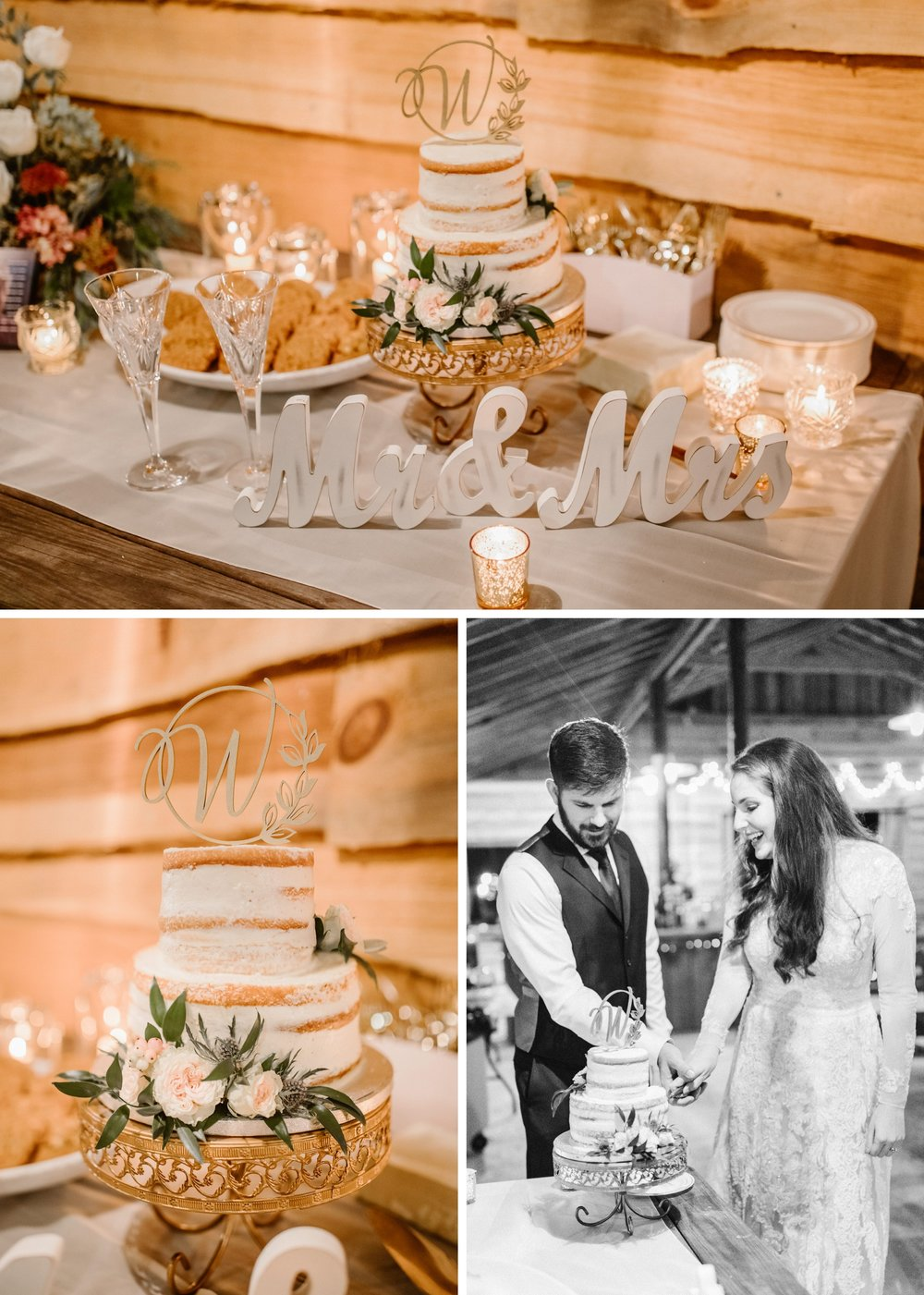 Asheville Mountain Barn Elopement Reception- Cole + Rachel- Shaina DeCiryan Photography5.jpg