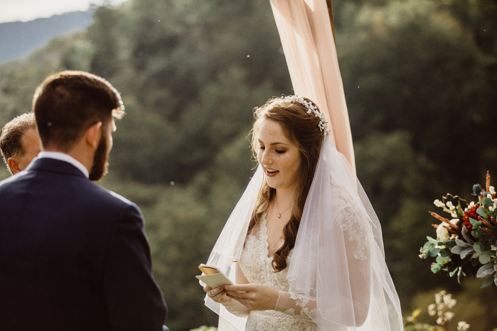 3. Elopement Ceremony- Cole + Rachel's Great Smoky Mountain National Park Elopement-118.jpg