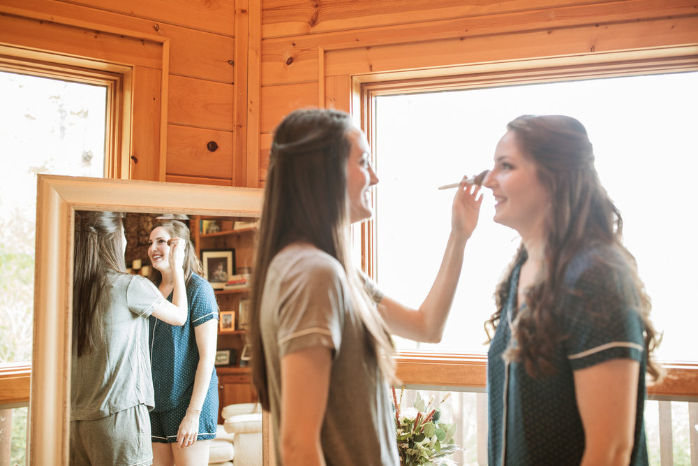 1. Bride's morning- Cole + Rachel's Great Smoky Mountain National Park Elopement-99.jpg