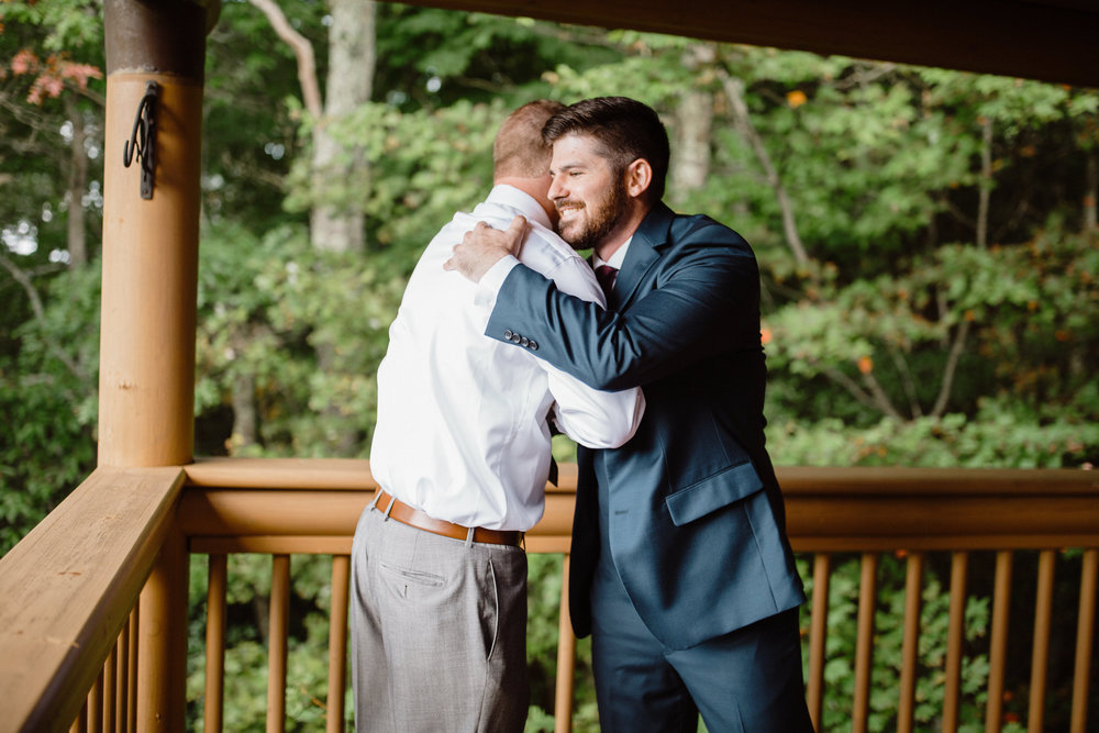 2. Groom's Morning - Cole + Rachel's Great Smoky Mountain National Park Elopement-138.jpg
