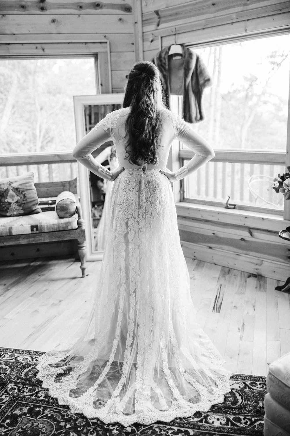 1. Bride's morning- Cole + Rachel's Great Smoky Mountain National Park Elopement-170.jpg