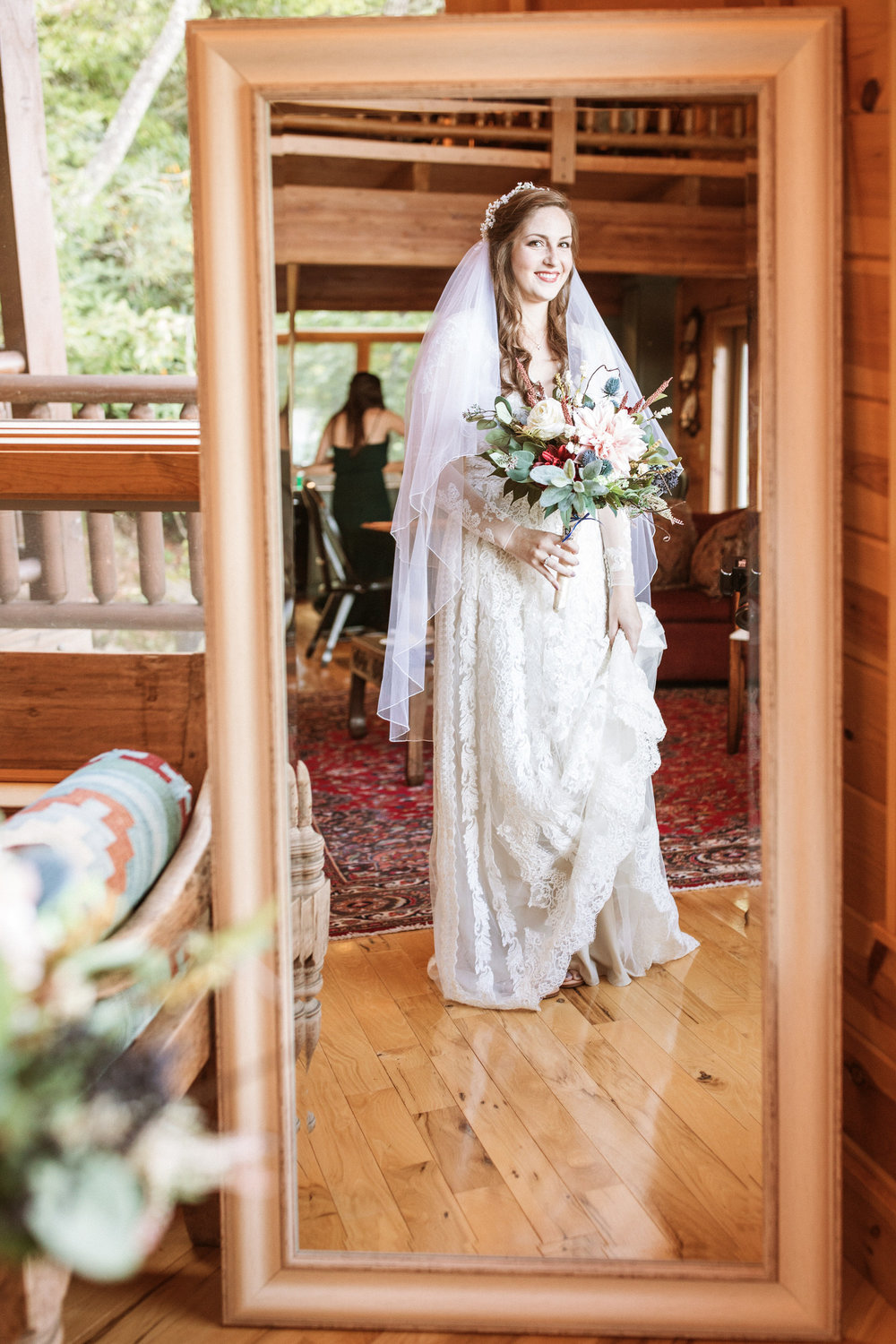 1. Bride's morning- Cole + Rachel's Great Smoky Mountain National Park Elopement-180.jpg