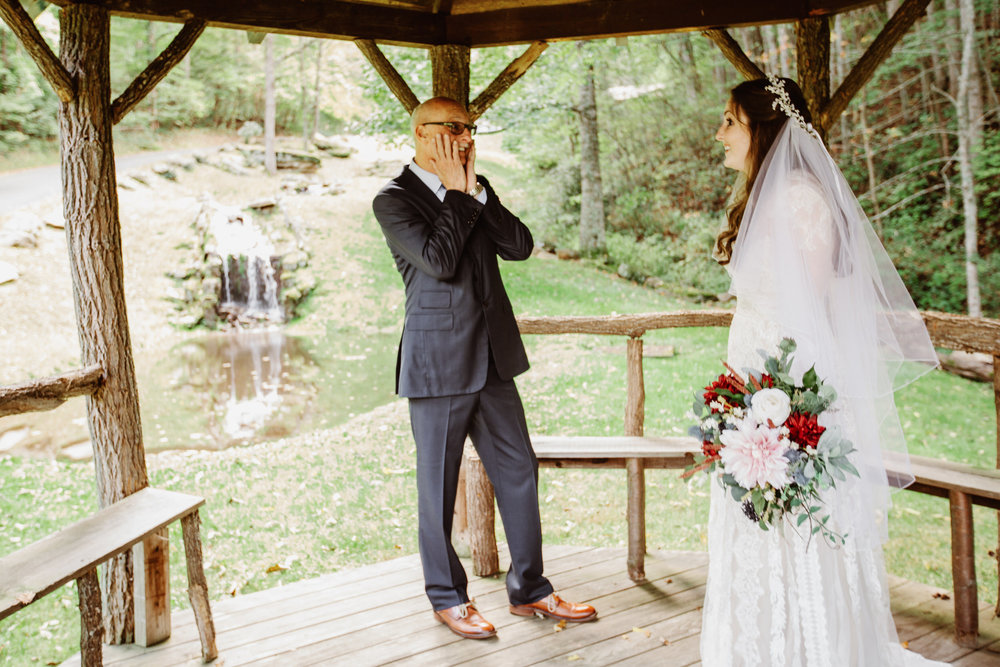 1. Bride's morning- Cole + Rachel's Great Smoky Mountain National Park Elopement-228.jpg
