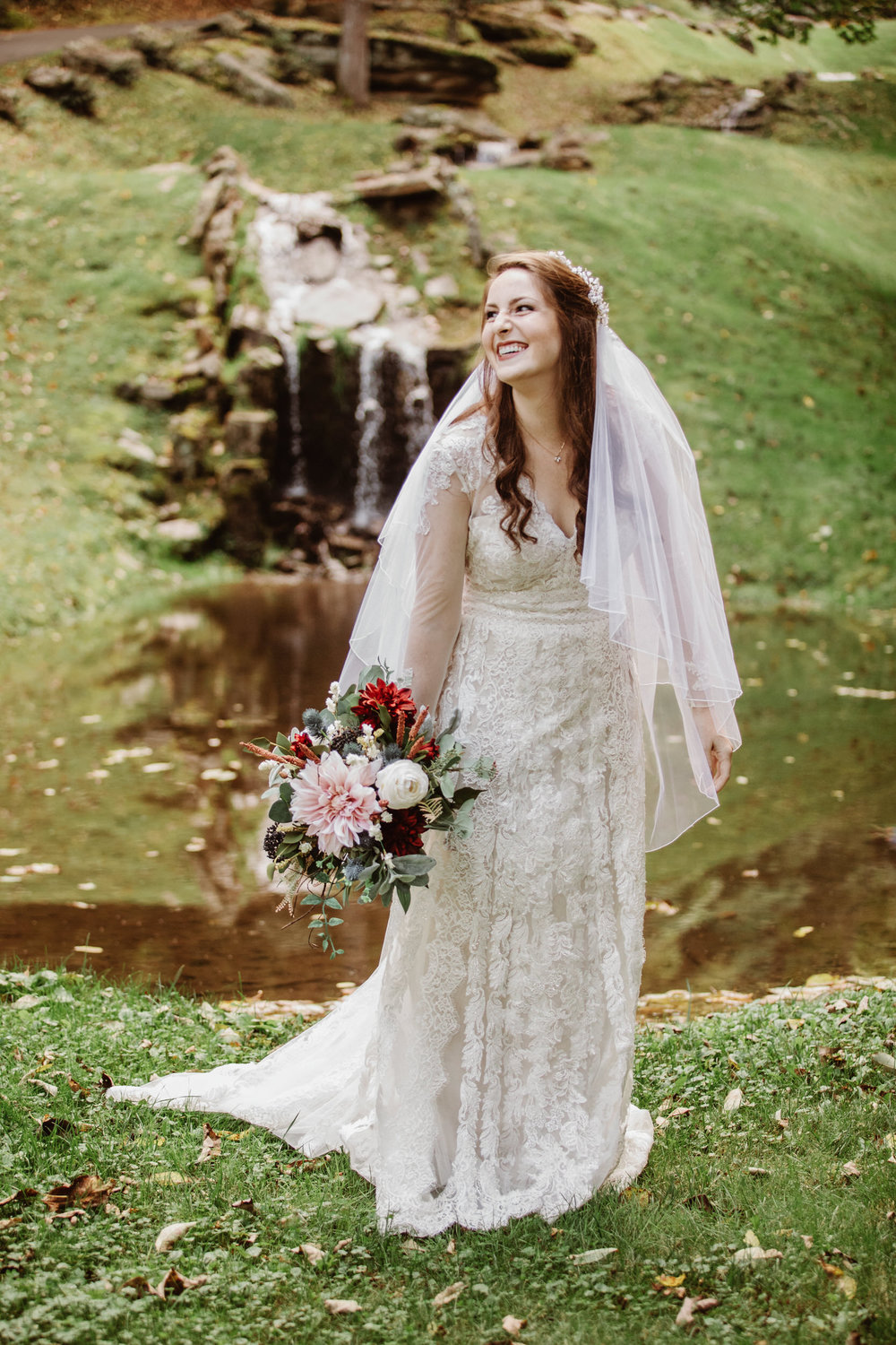 1. Bride's morning- Cole + Rachel's Great Smoky Mountain National Park Elopement-211.jpg
