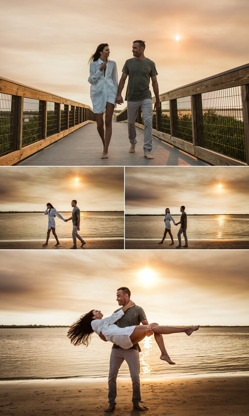Adventure Brushfire sunset beach engagement- Gabriella + Chad- Shaina DeCiryan photography2.jpg