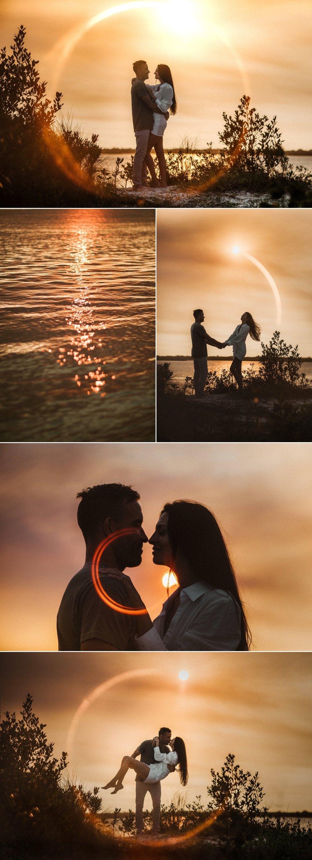 Adventure Brushfire sunset beach engagement- Gabriella + Chad- Shaina DeCiryan photography4.jpg