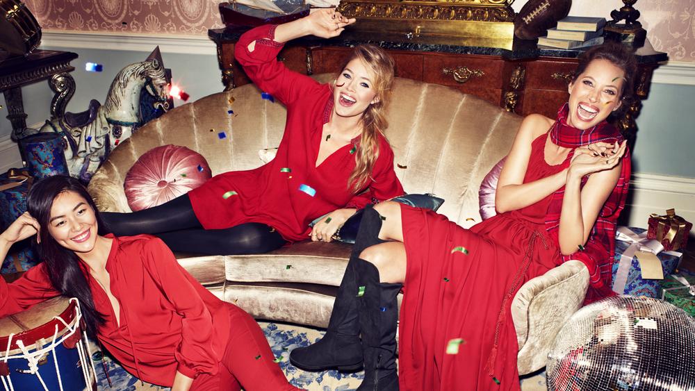 H&M - Holidays 2013