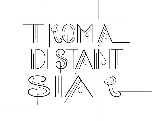 FromaDistantStar_LETTERING