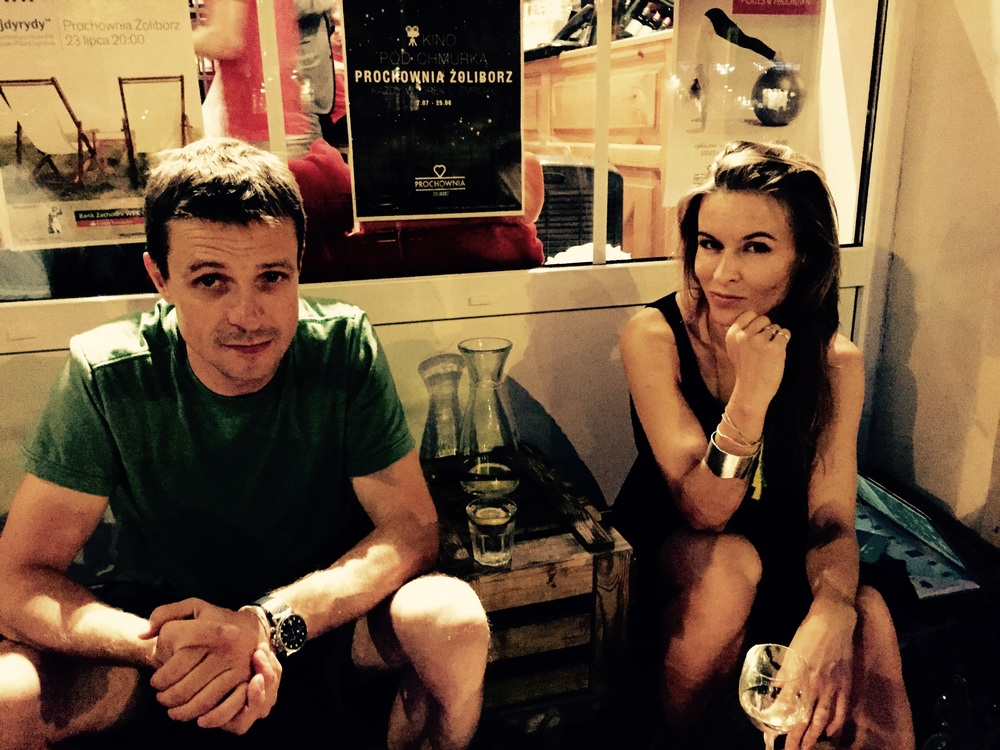 Marcin e Klara