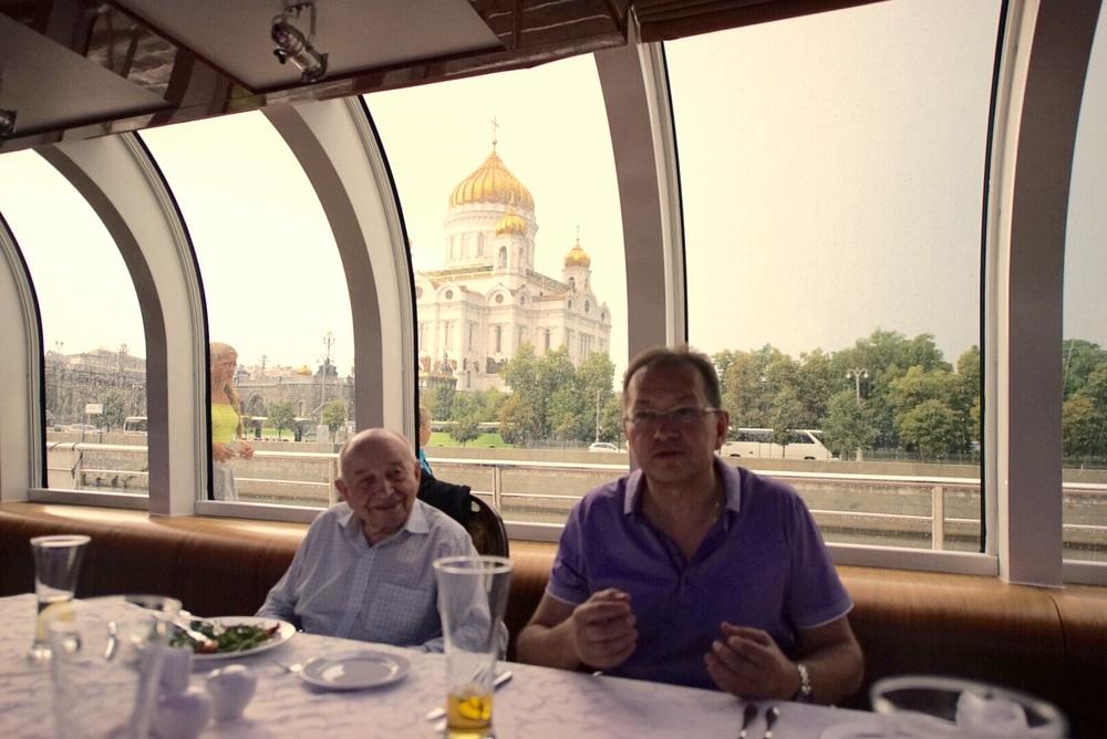 Ivan e Pavel.