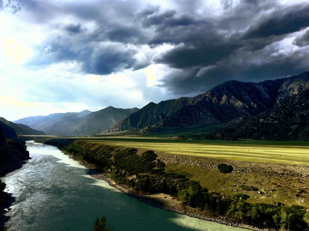 A belíssima região de Altai ainda na Rússia
