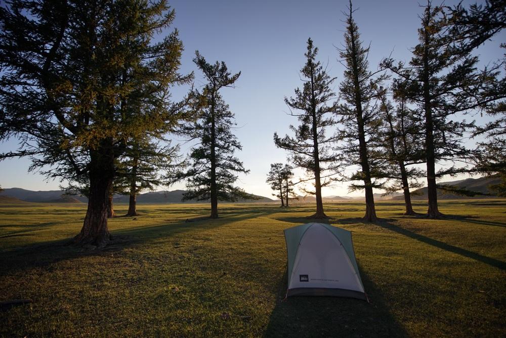 Nosso camping