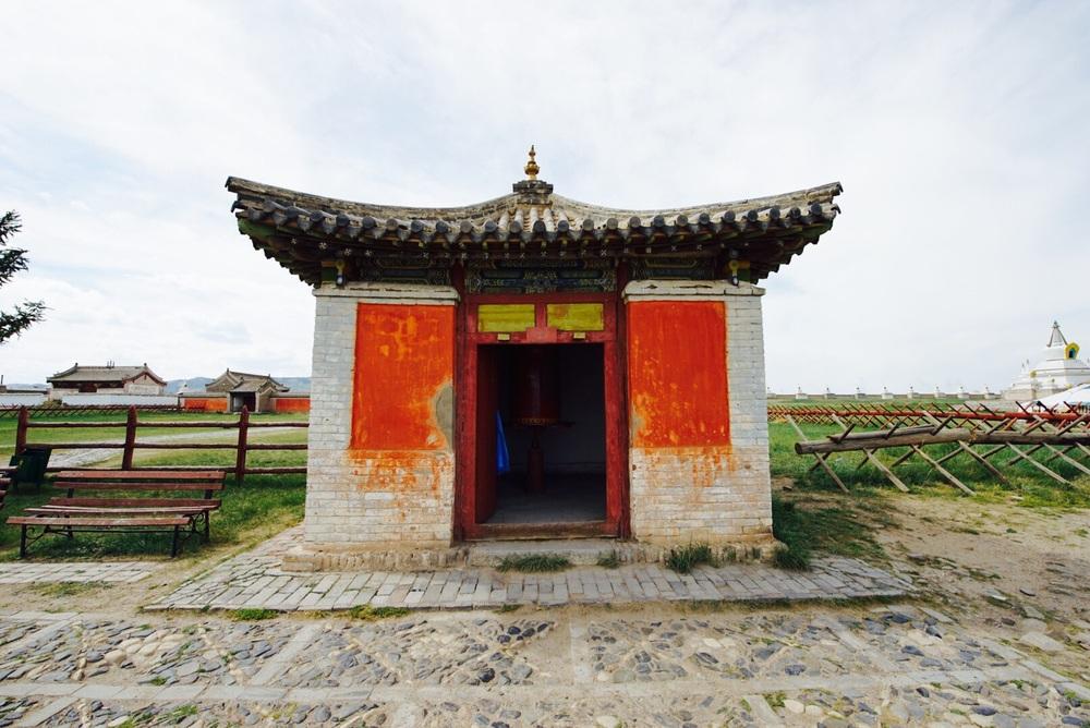 Templo de  Kharakhorum