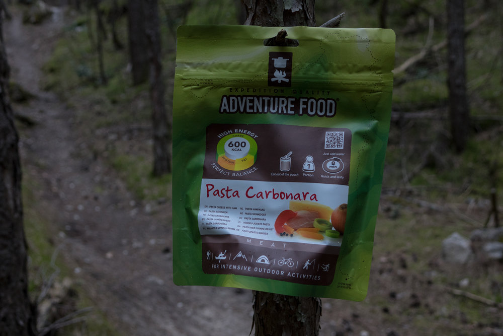 expedition food