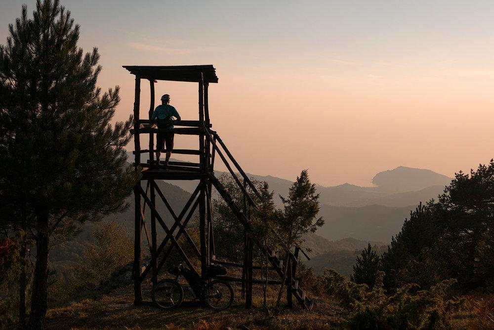 overlook tower