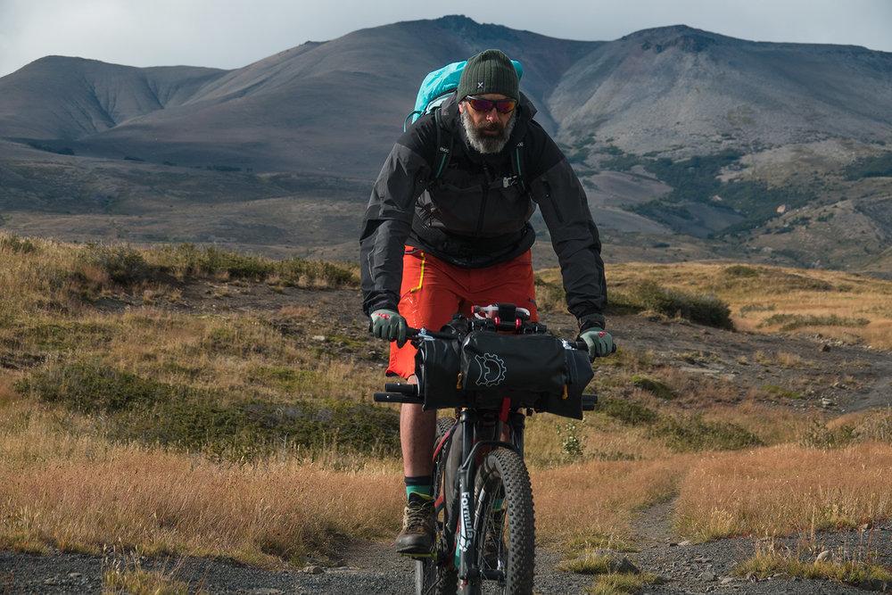 adventure by bike