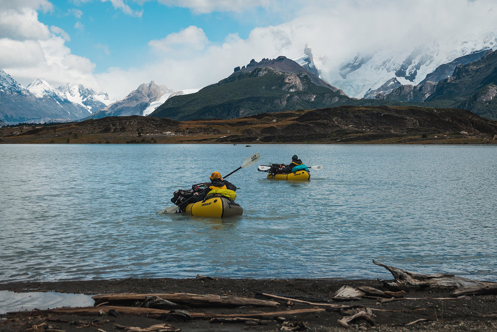 packraft expedition