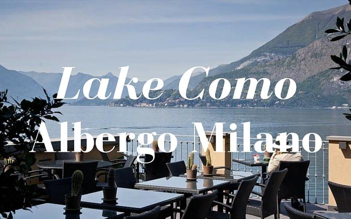 Albergo Milano Hotel Review