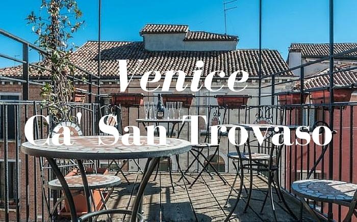 Ca' San Trovaso Hotel Review