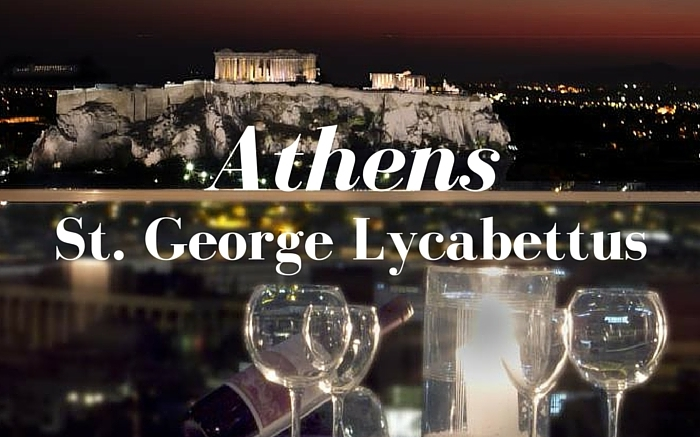 St. George Lycabettus Hotel Review