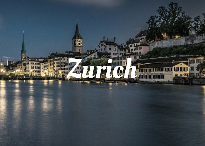 Zurich Boutique Hotels